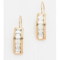 Серьги Danon c кристаллами E2661