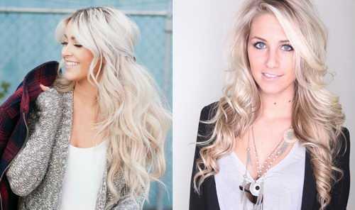15da6aaff63 Удачные образы для девушек с платиновыми волосами. Также стоит учесть ваш  гардероб